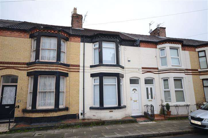 2 Bedrooms Terraced House for sale in Alverstone Road, Mossley Hill, Liverpool, L18
