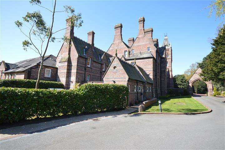 3 Bedrooms Apartment Flat for sale in Ye Priory Court, Woolton, Liverpool, L25