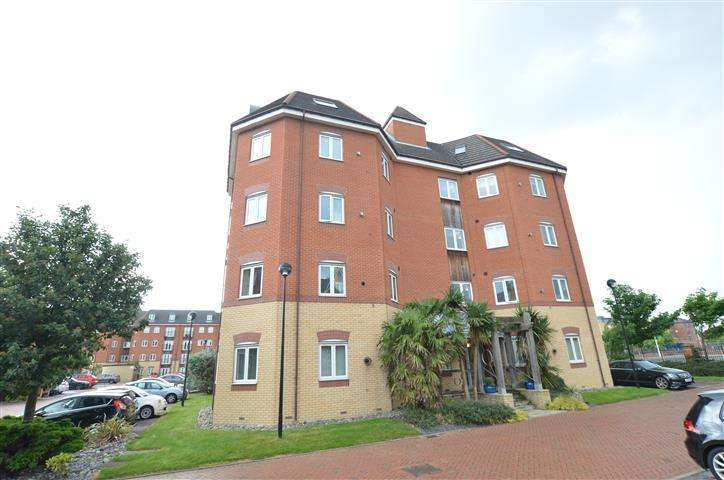 2 Bedrooms Apartment Flat for sale in Quebec Quay, Liverpool, L3