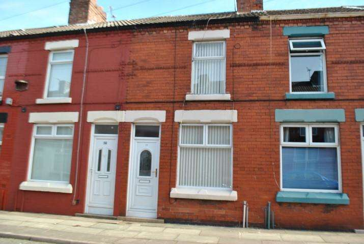 2 Bedrooms Terraced House for sale in Imison Street, Liverpool, Merseyside, L9