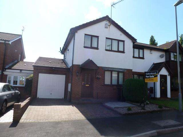 3 Bedrooms House for sale in Wantage View, Liverpool, Merseyside, L36