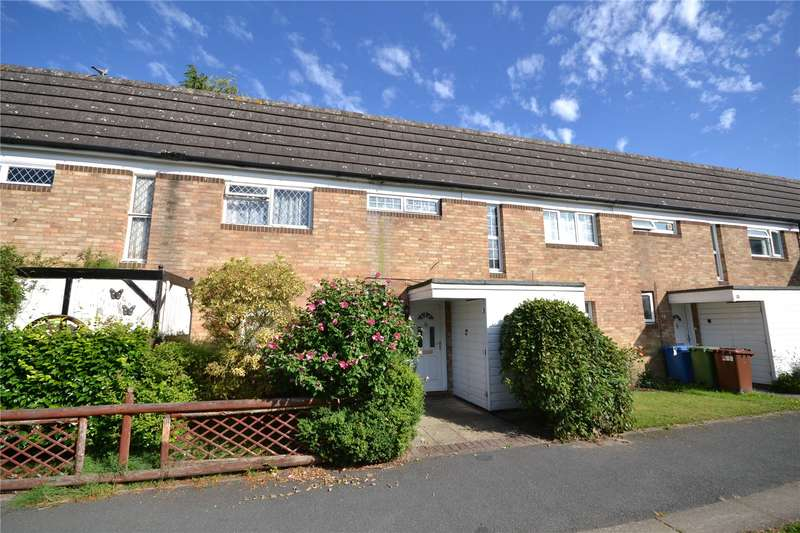 3 Bedrooms Terraced House for sale in Winscombe, Bracknell, Berkshire, RG12