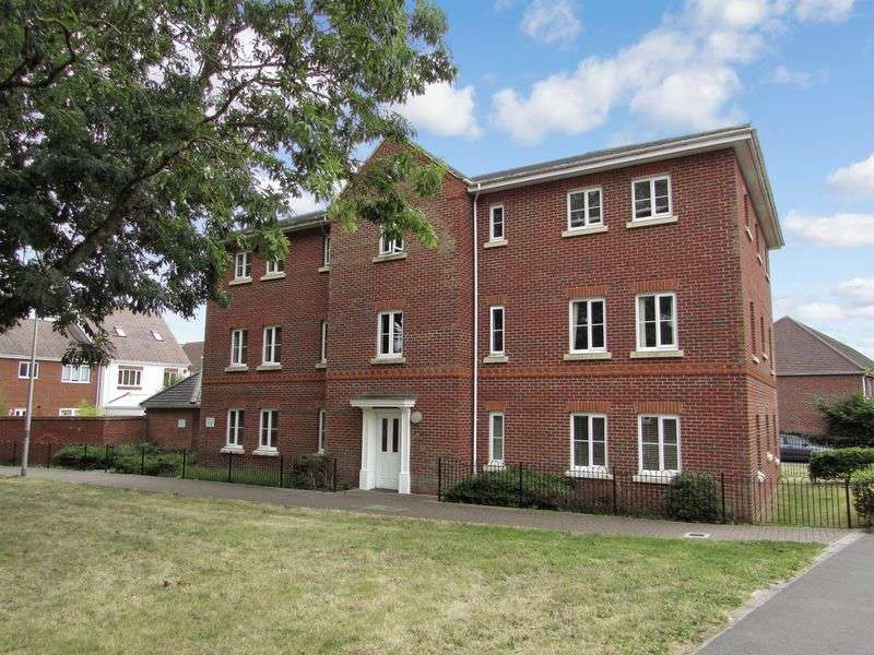 2 Bedrooms Flat for sale in Rotary Way, Thatcham