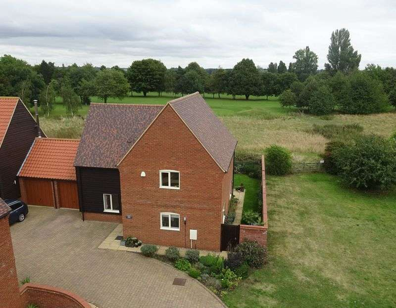 3 Bedrooms Detached House for sale in Eaton Ford, St. Neots