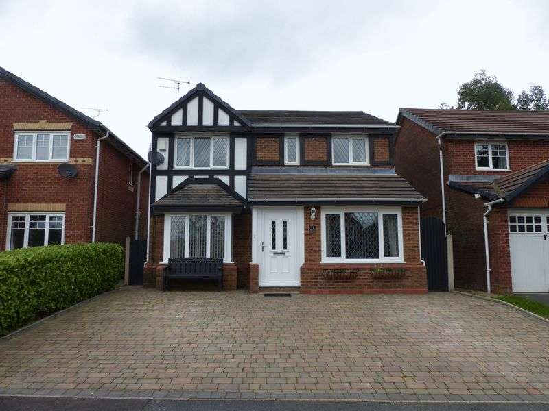 4 Bedrooms Detached House for sale in Beadle Avenue, Wardle