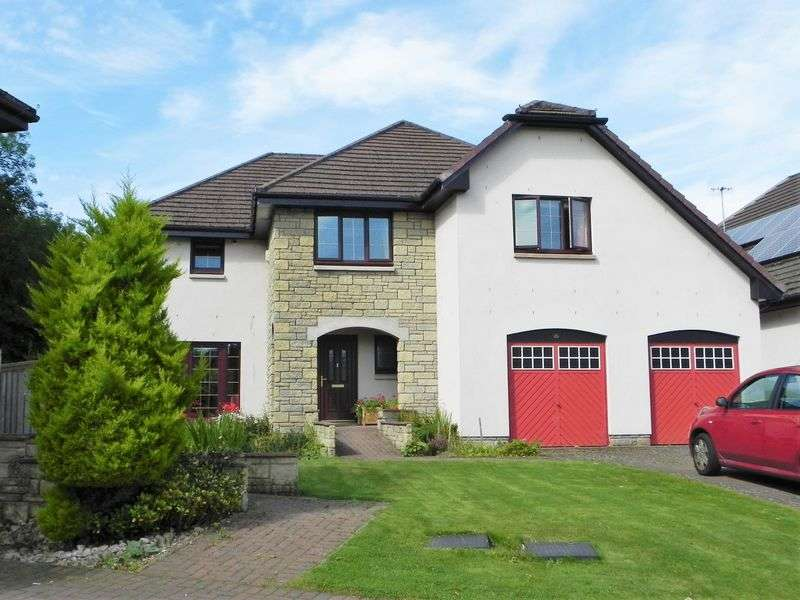 4 Bedrooms House for sale in Castlewood Avenue, Dundee DD4 9FP