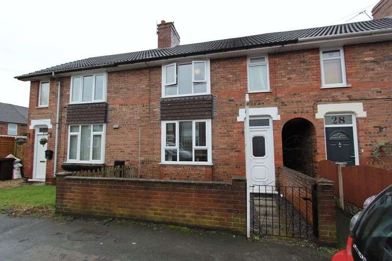 2 Bedrooms Terraced House for sale in Princes Street, Stone