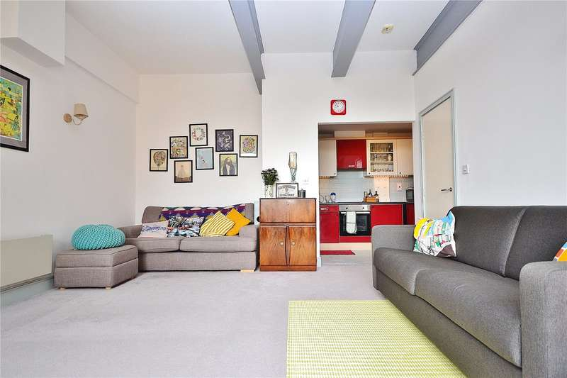 1 Bedroom Apartment Flat for sale in The Beaux Arts Building, 10-18 Manor Gardens, London, N7