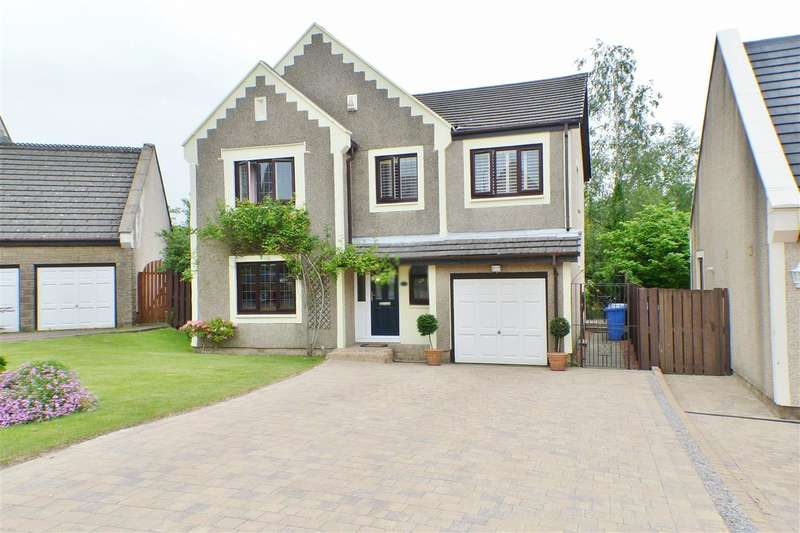 4 Bedrooms Detached House for sale in Dunlin, Stewartfield, EAST KILBRIDE
