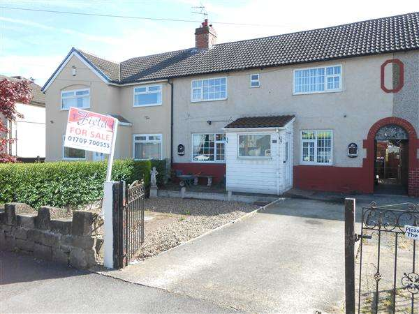 3 Bedrooms Semi Detached House for sale in Green Arbour Road, Thurcroft, Rotherham