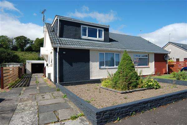 2 Bedrooms Bungalow for sale in Netherlee Crescent, Dalry