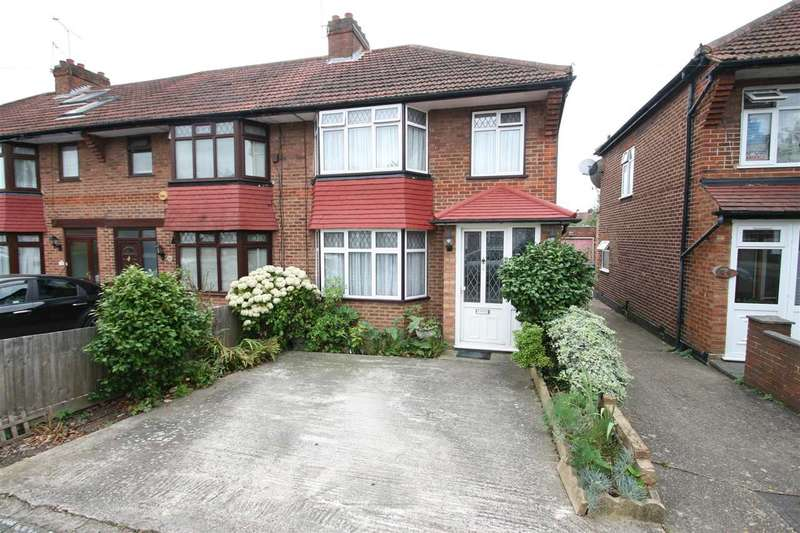 3 Bedrooms End Of Terrace House for sale in Oakleigh Avenue, Edgware