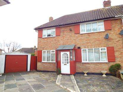 3 Bedrooms Semi Detached House for sale in Springway Close, Evington, Leicester, Leicestershire