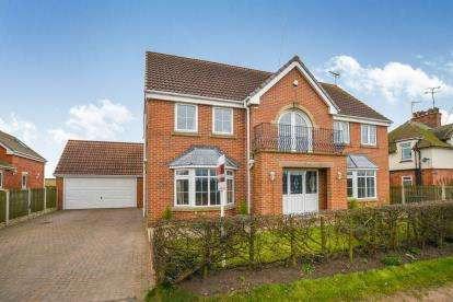 6 Bedrooms Detached House for sale in Squires Lane, Kings Clipstone, Mansfield, Nottinghamshire