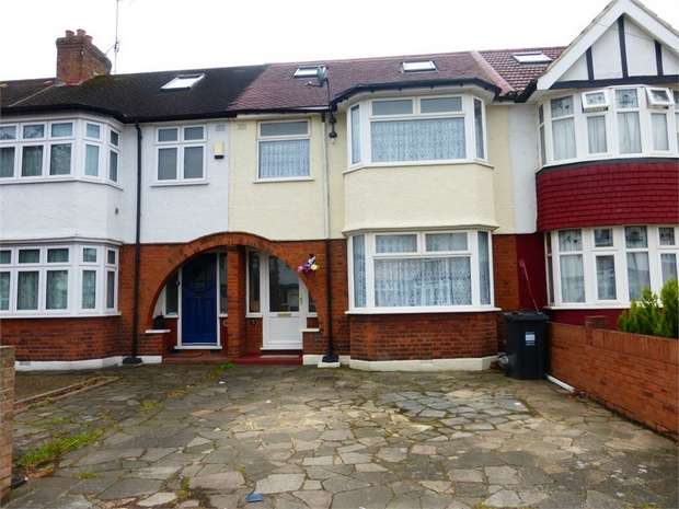 4 Bedrooms Terraced House for sale in Teesdale Avenue, Isleworth, Middlesex