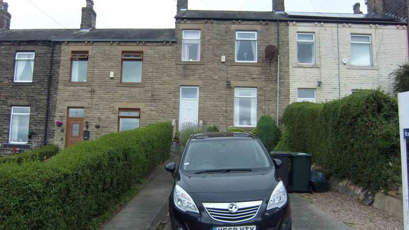 2 Bedrooms Terraced House for sale in Knowles Hill Road, Staincliffe