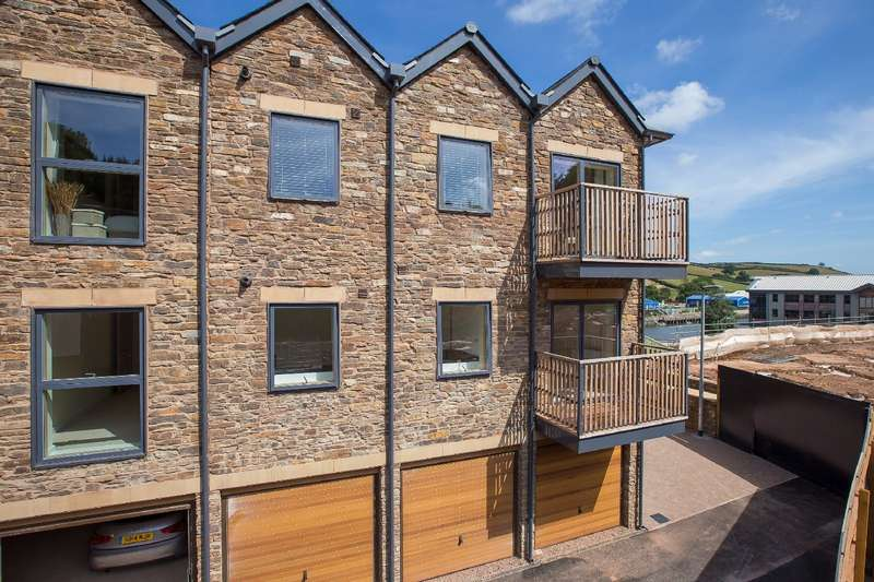 2 Bedrooms Apartment Flat for sale in Plot 50 Ashwell House, Baltic Wharf, St Peters Quay, Totnes