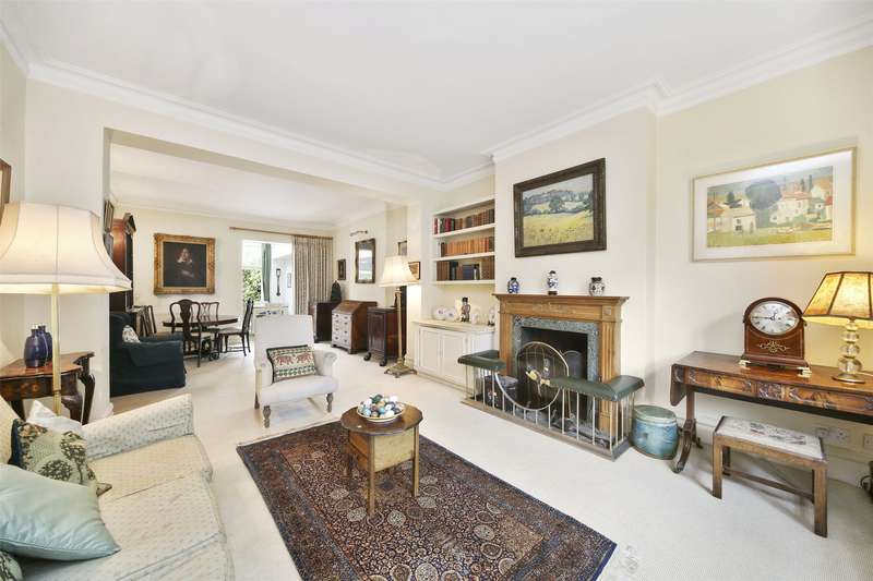 4 Bedrooms Terraced House for sale in Daisy Lane, South Park, Parsons Green, Fulham, SW6