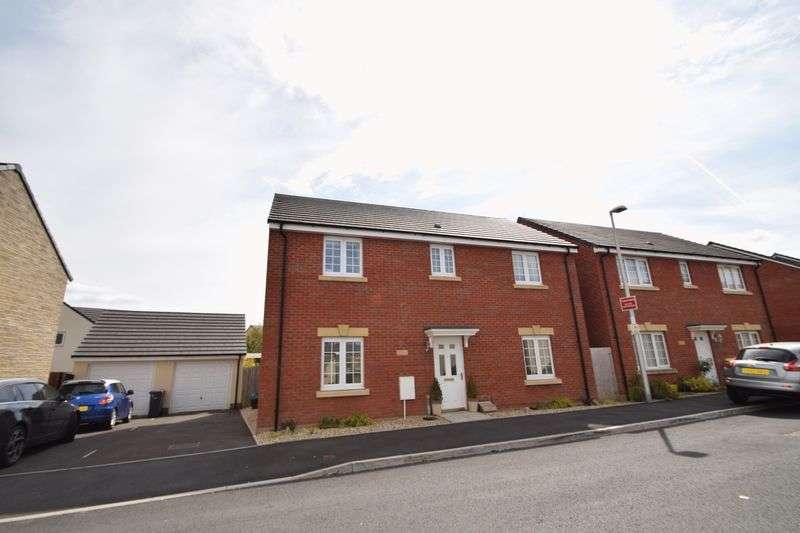 4 Bedrooms Detached House for sale in Parc Panteg, Pontypool