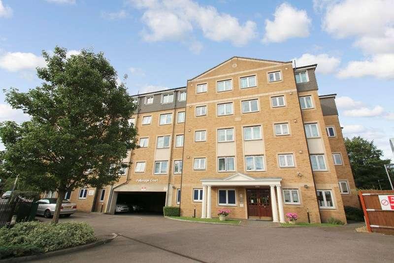 2 Bedrooms Retirement Property for sale in Felbridge Court, Feltham, TW13 4BZ