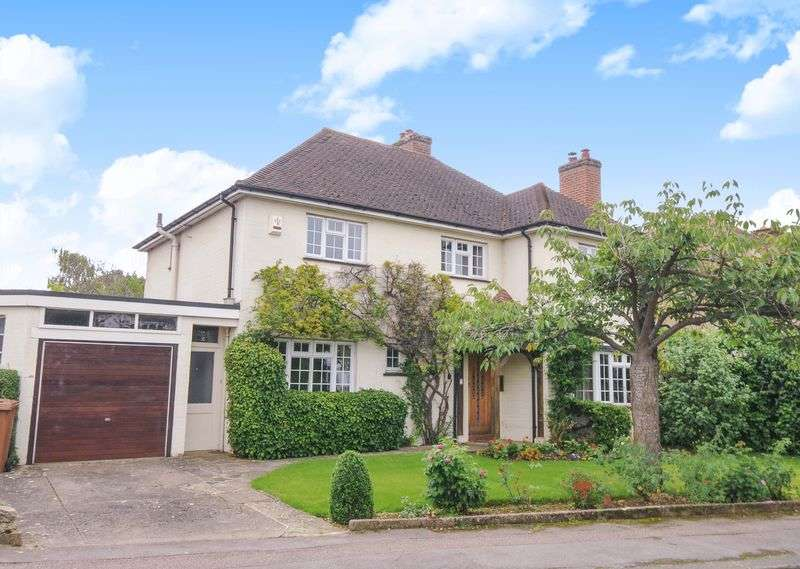 4 Bedrooms Detached House for sale in North Oxford