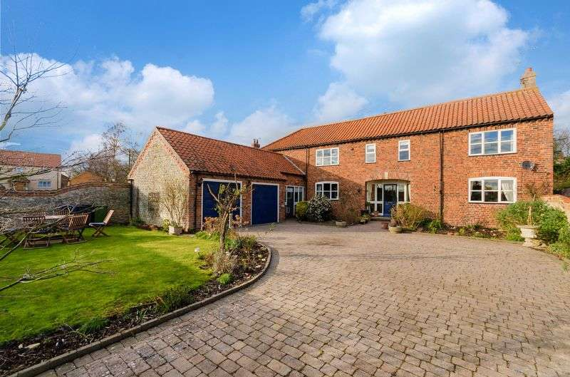 4 Bedrooms Property for sale in Manor Barn, Church Lane, Grayingham