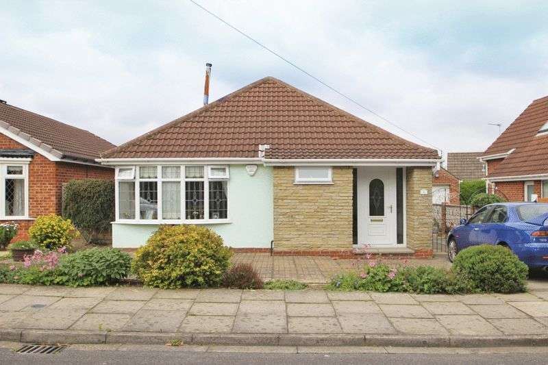 3 Bedrooms Detached Bungalow for sale in INGRAM PLACE, CLEETHORPES