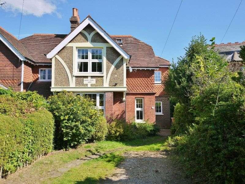 3 Bedrooms Semi Detached House for sale in Romford Road, Pembury