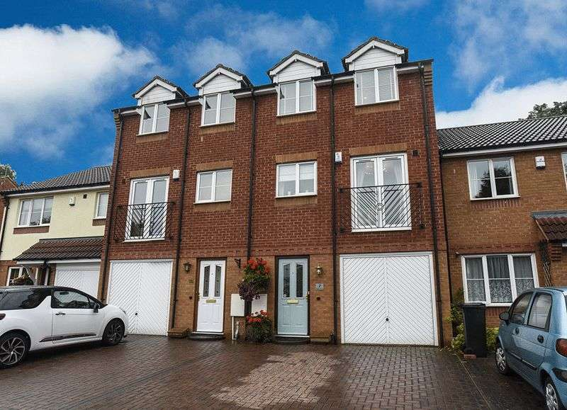 3 Bedrooms Terraced House for sale in 7 Beecher Place, Colley Gate, Halesowen