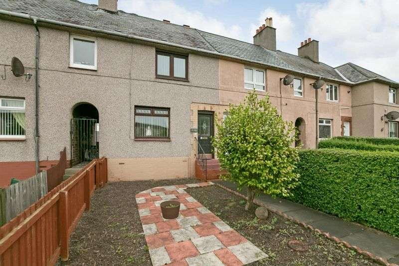 2 Bedrooms Terraced House for sale in Castlandhill Road, Rosyth