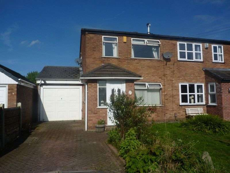 3 Bedrooms Semi Detached House for sale in Old Vicarage, Westhoughton