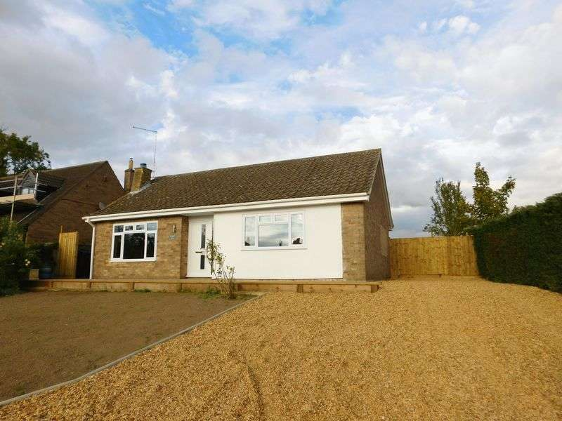 3 Bedrooms Detached Bungalow for sale in Manthorpe, Bourne