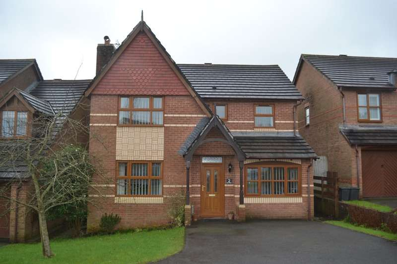 4 Bedrooms Detached House for sale in Bryn Melys, Bridgend, Glamorgan, CF31