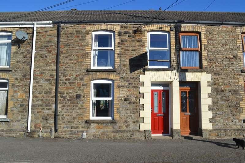 3 Bedrooms Terraced House for sale in Fairwood Terrace, Swansea, Swansea, SA4