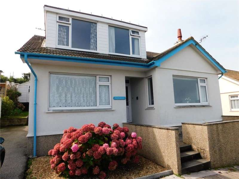 4 Bedrooms Detached Bungalow for sale in Carthew Way, St Ives, Cornwall