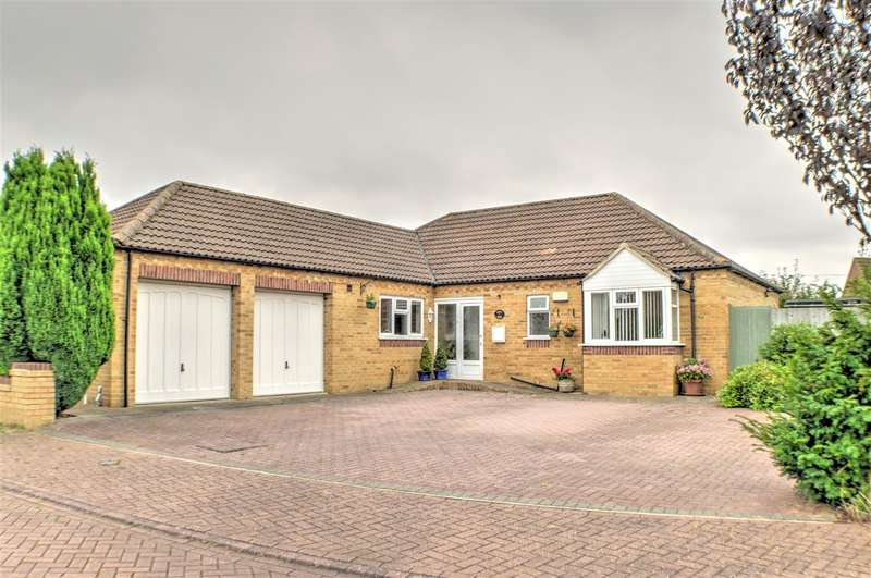 4 Bedrooms Bungalow for sale in Ousemere Close, Billingborough