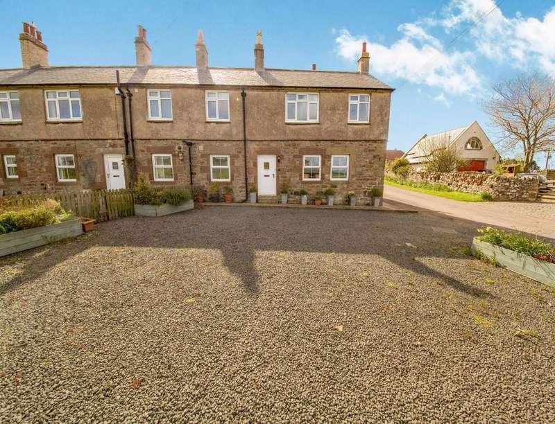 4 Bedrooms Property for sale in Warenton Farm Cottages, Belford, NE70