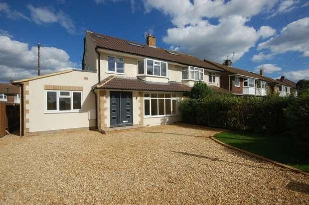 5 Bedrooms Semi Detached House for sale in Buckingham Road, Hampton