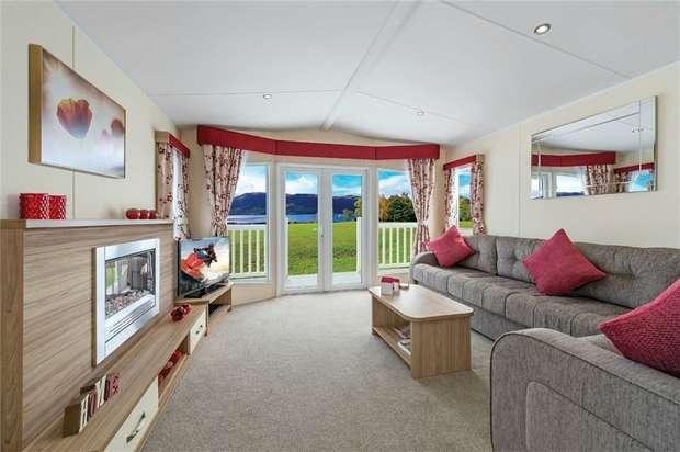 Park Home Mobile Home for sale in Willerby Sierra, Heacham Beach Park Resort, Heacham
