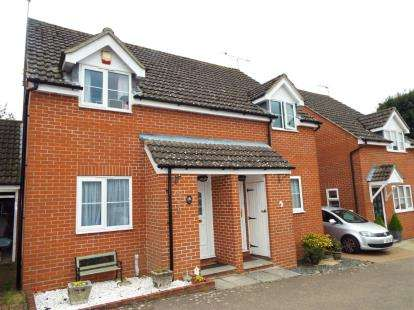 2 Bedrooms Semi Detached House for sale in Ixworth, Bury St. Edmunds, Suffolk