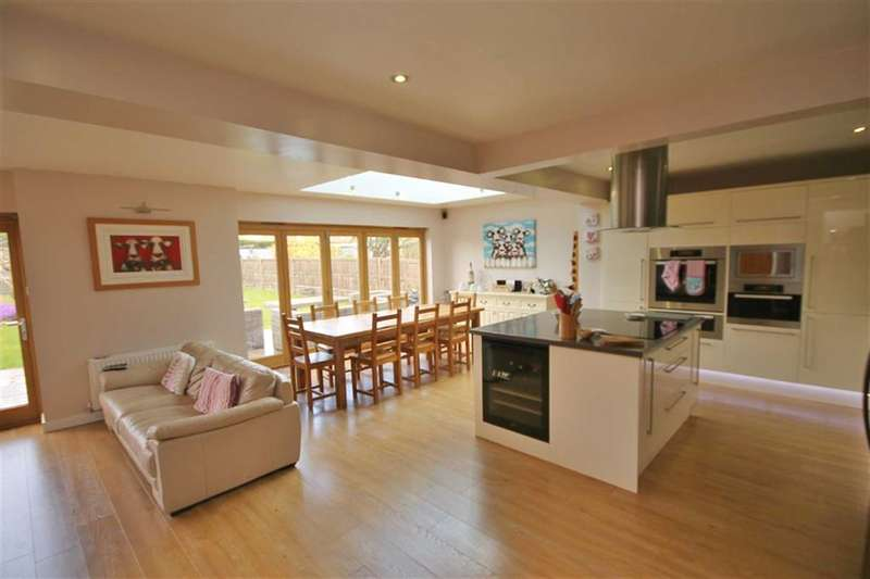 5 Bedrooms Property for sale in Ringsbury Close, Purton, Swindon