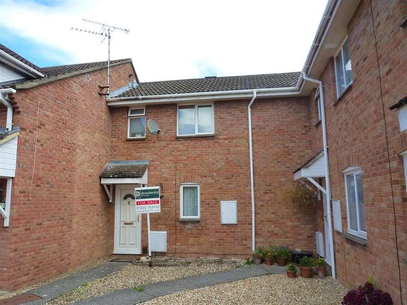 2 Bedrooms Property for sale in Alderton Way, Trowbridge