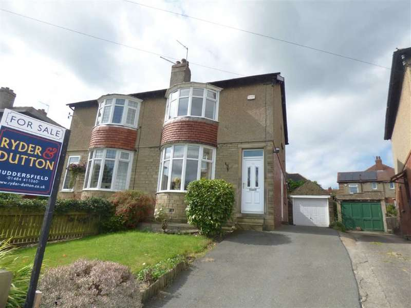 2 Bedrooms Property for sale in Benomley Drive, Almondbury, HUDDERSFIELD, West Yorkshire, HD5