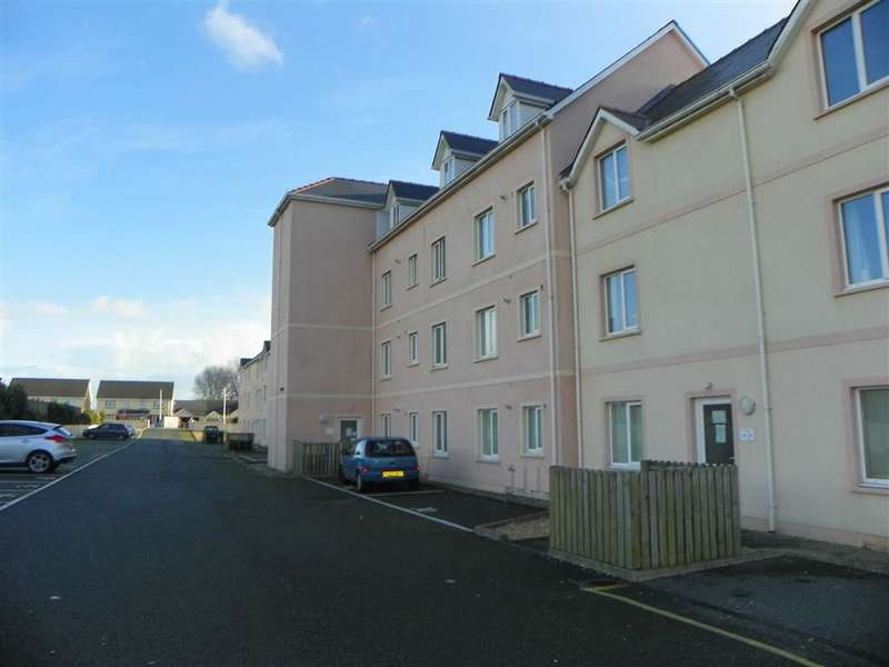 2 Bedrooms Flat for sale in Borough View Apartments, London Road, Pembroke Dock