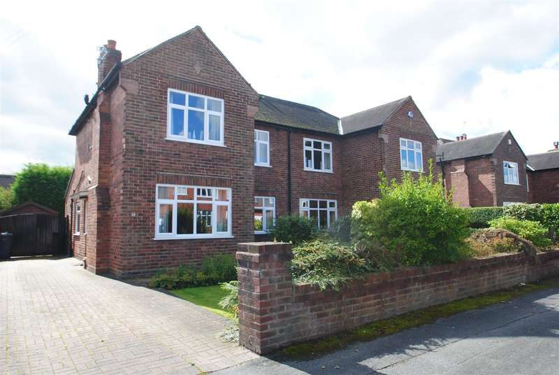 3 Bedrooms Property for sale in Denbury Avenue, Stockton Heath, WARRINGTON, WA4
