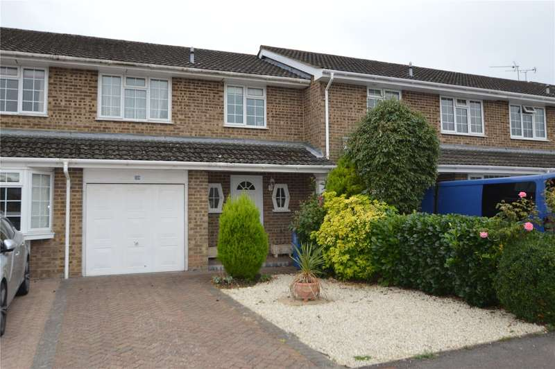 3 Bedrooms Terraced House for sale in Beverley Gardens, Maidenhead, Berkshire, SL6