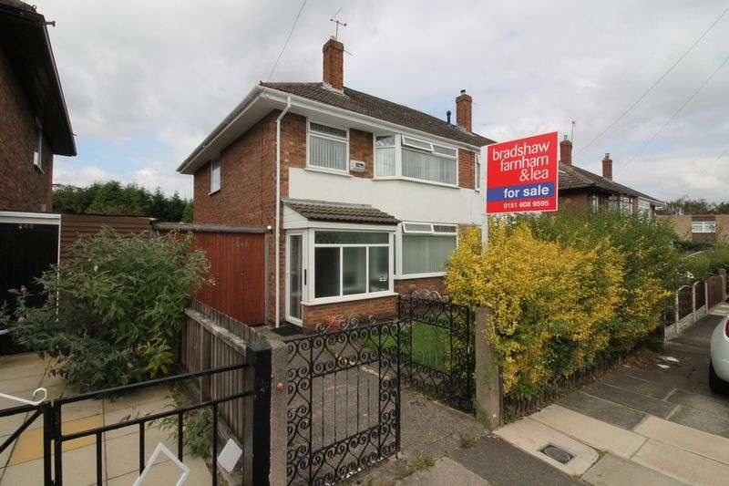 3 Bedrooms Semi Detached House for sale in Woodchurch Road, Prenton