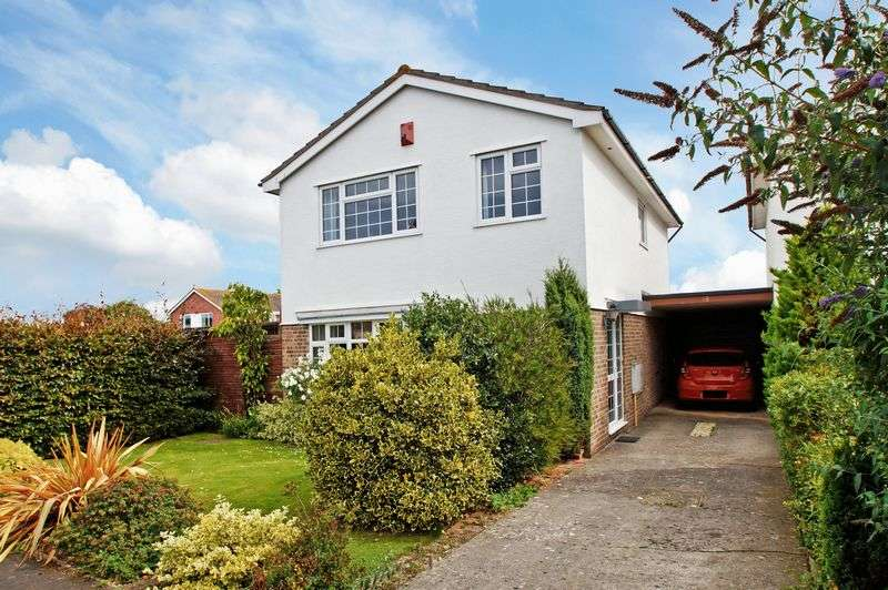 4 Bedrooms Detached House for sale in Holm Close, Burnham-On-Sea
