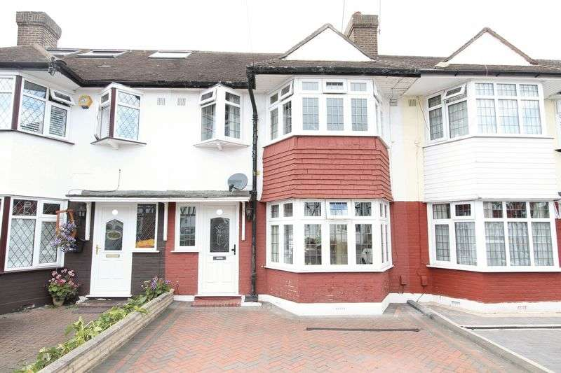3 Bedrooms Terraced House for sale in Aragon Road, Morden