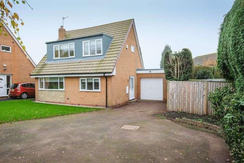 3 Bedrooms Detached House for sale in Beechcroft, Pattingham, Wolverhampton